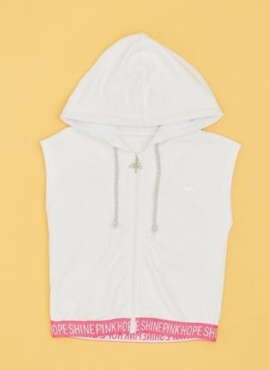 Tyess Sweatshirt Beyaz